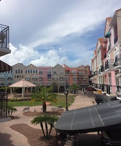 European Village Balcony Room w/a View Near Beach! - Palm Coast