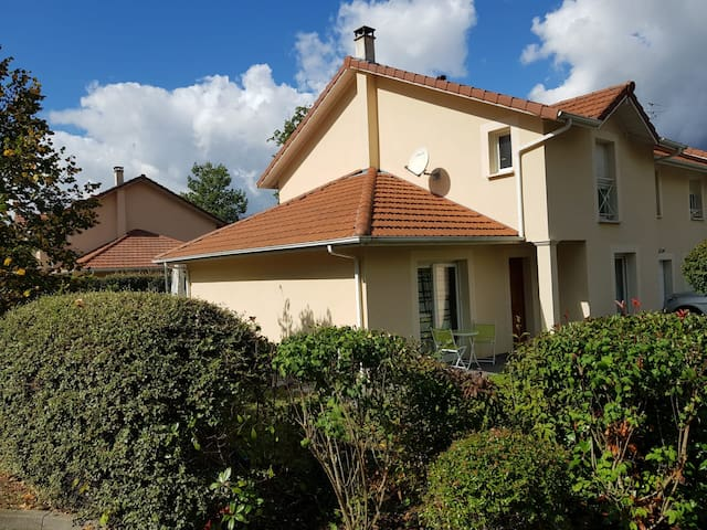 Lovely house near UN, Palexpo and Geneva Airport
