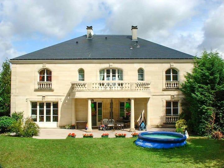 Chambre Safari proche Paris et Versailles