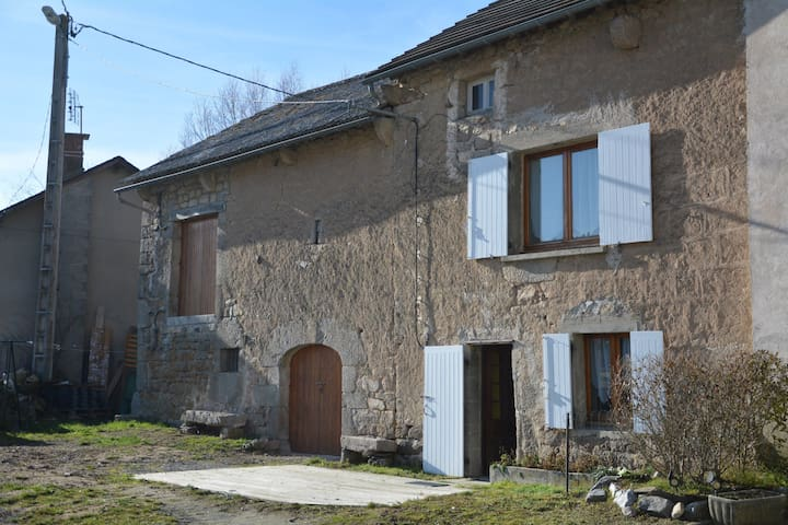 Petite Maison à la Campagne Lozère - Rimeize - Casa