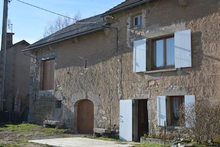 Petite Maison à la Campagne Lozère - Rimeize