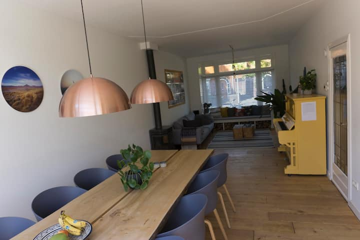 Cosy house | close to beach | near Amsterdam