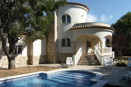 Villa Tina - Tres Calas