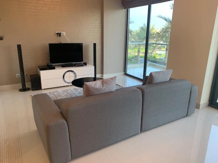 Beach Side Luxury One Bedroom Apartment