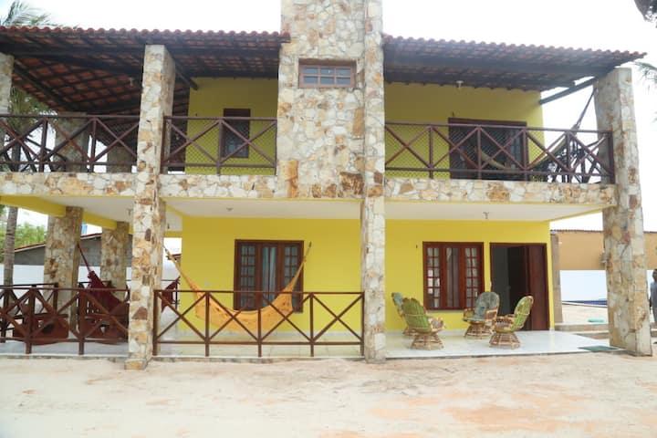 Casa de praia alto padrão - Maramar/Macapá