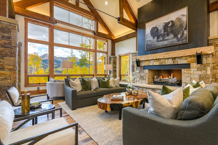 THE HIGHLANDER - THIS IS HOW YOU LIVE THE TELLURIDE HIGH LIFE