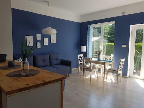 Sea Apartament - 100m2 - ogród, plac zabaw.