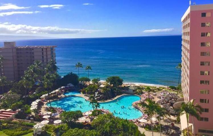 Maui, HI, Ka'anapali Beach Club timeshare rental. - Lahaina - Appartement