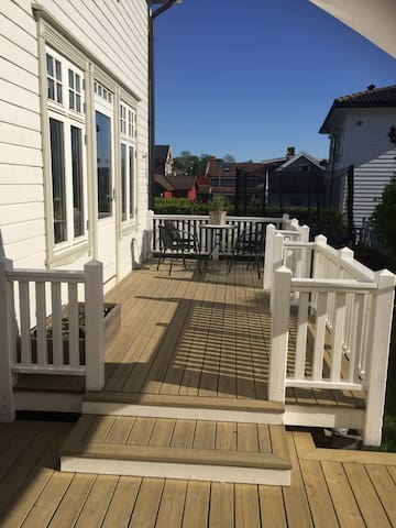 Unike Jugend. Walk from the city! - Skien - Apartment