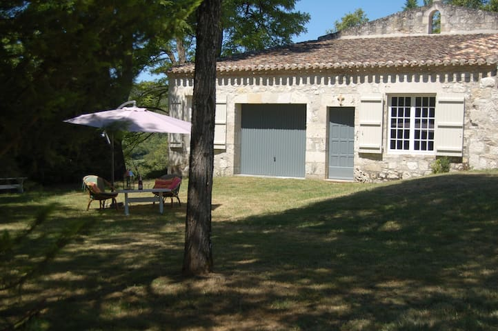 GITE IN CHATEAU GROUNDS - Engayrac - Casa