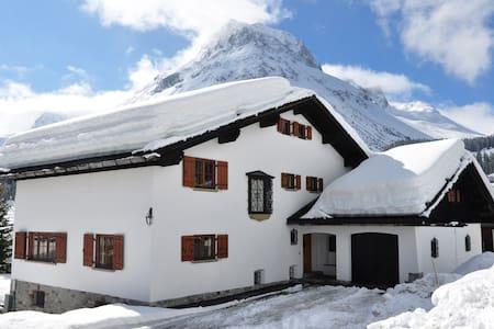 Privates komfortables Ferienhaus mit Stil in Lech - Lech