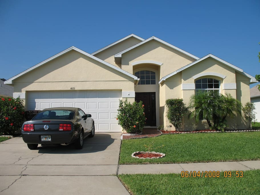 4br Vacation Rental Kissimmee Flor Houses For Rent In Kissimmee Florida United States