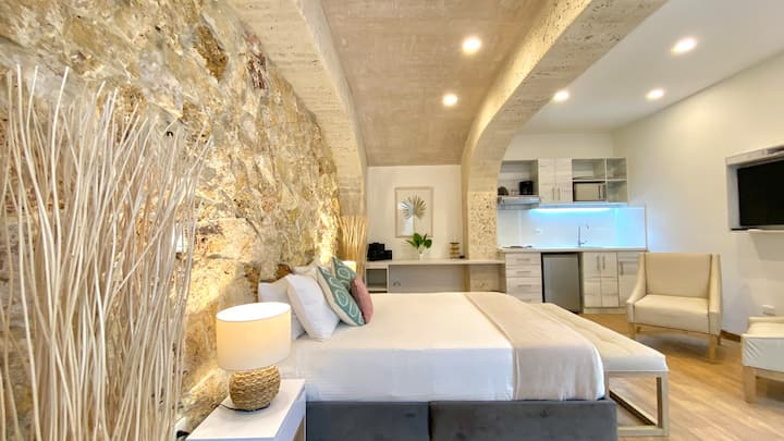 1 BR Super Luxury Suite near the Old City 106