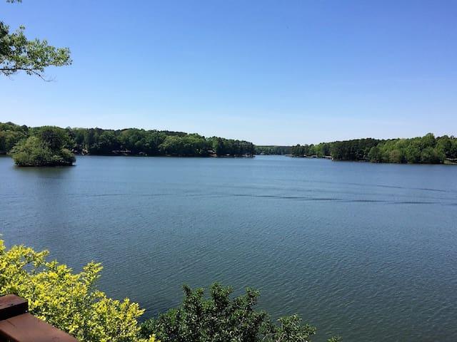Songbird Haven on Beautiful Lake Gaston