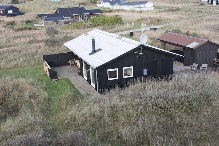 Sommerhus ved Tornby, VesterhavetK2