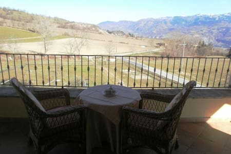 B&B Il pero selvatico, camera blu - Bobbio - Bed & Breakfast