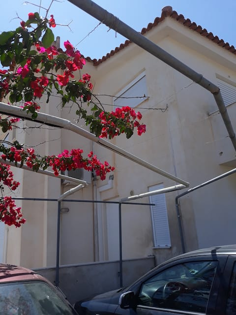 Balcony of Nafplio- a house with view