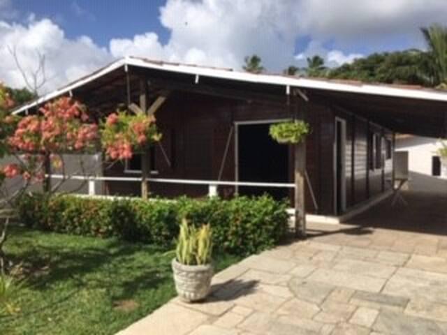 Uma Bela Casa na Ilha de Itamaracá/PE