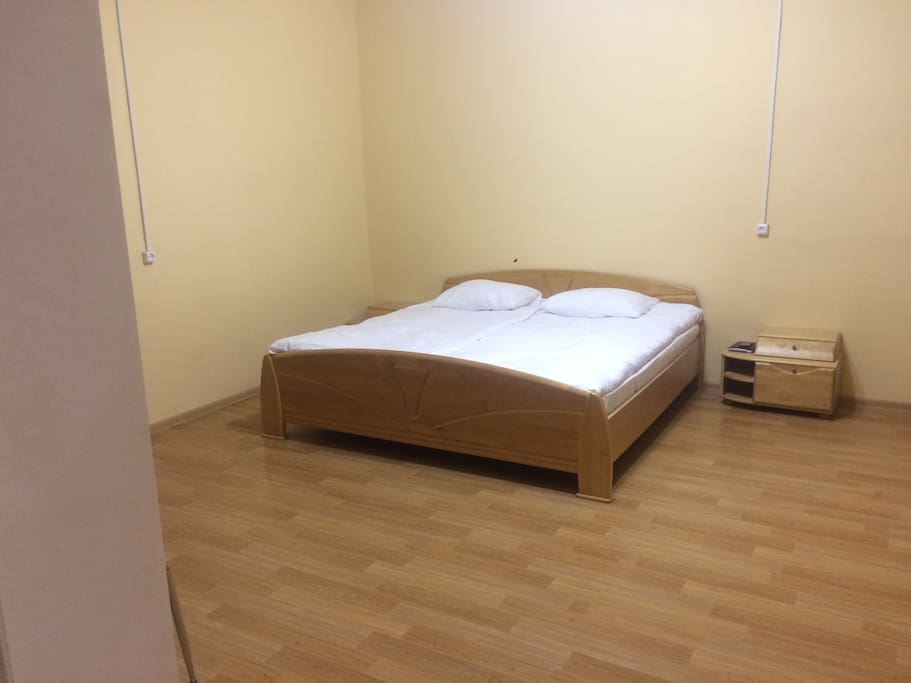 family room, 1 double bed, 1 single bed
