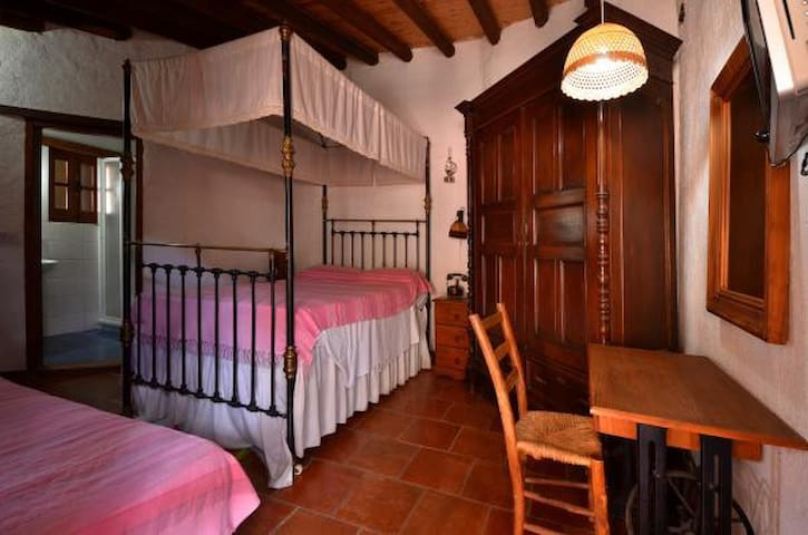 Double Room - Kakopetria - Bed & Breakfast