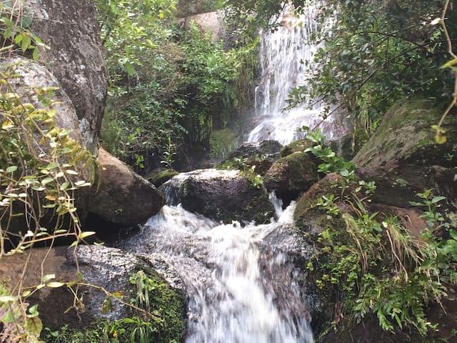 Kaimanga Falls B&B - Marahau - Casa