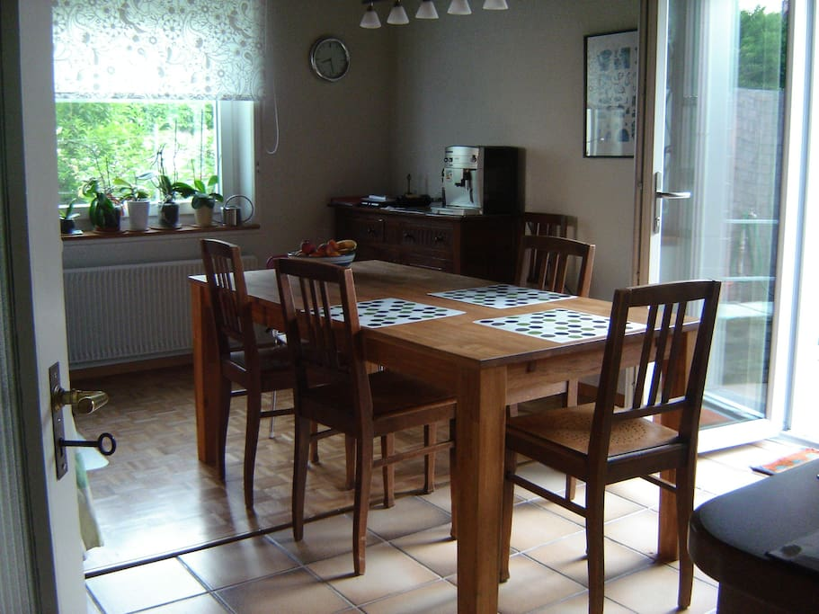 Dining room, ground floor