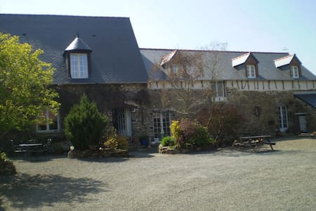 Renovated Farmhouse Nr Mt St Michel - Saint-Broladre