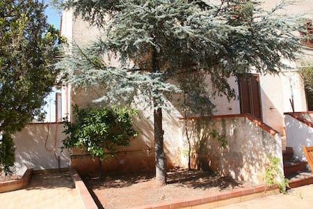 VILLETTA  VICINO AL MARE - San Vito Lo Capo - Rumah