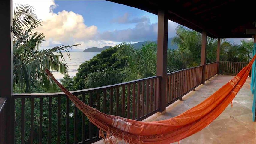 The Best View no litoral Brasileiro com vista top