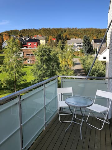 Central  apartment with High standard in Tromsø