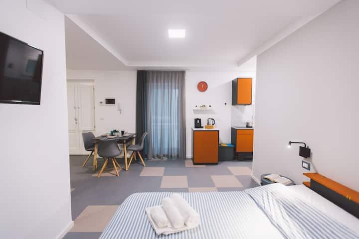 Fully renovated loft in proximity of Ortigia