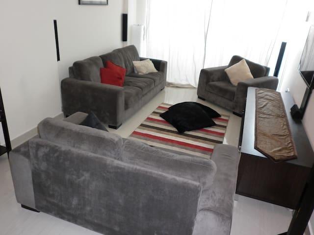 Three Bedroom Apartment - Short Let