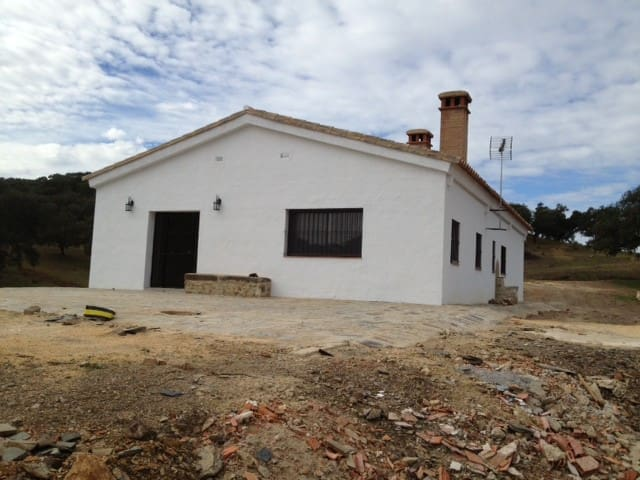 alquilo casa rural en sierra huelva