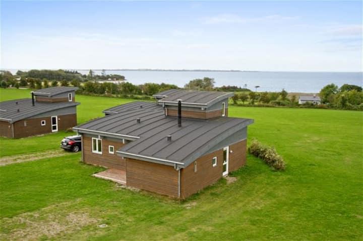Architect designed luxury cottage