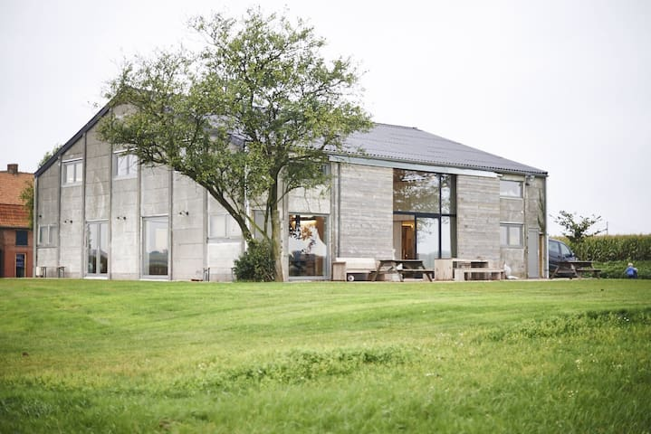 Huge holiday house for large groups - Heuvelland - House