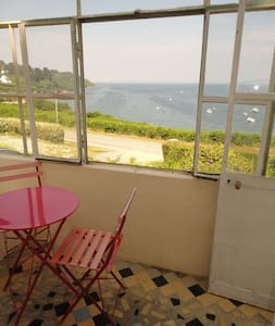 Typical brittany house sea view - Roscanvel - Ev