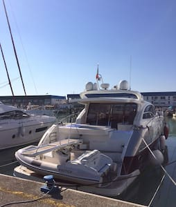 Luxury Boat Living! - Sant Adrià de Besòs