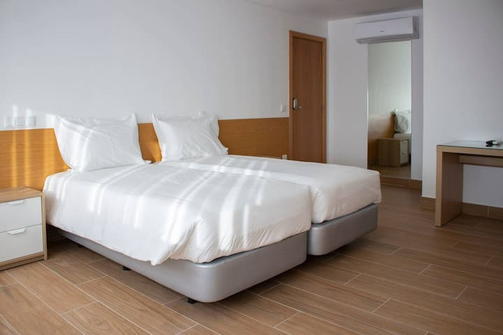Central Suites 3 - Quarto privado 1