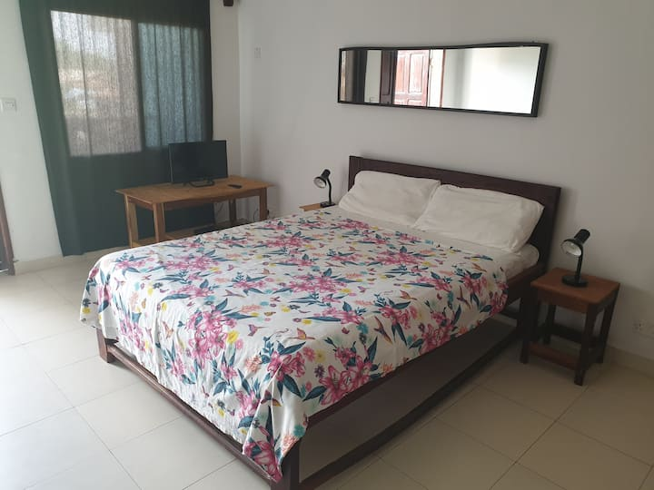 One Bedroom Apartments with Fan