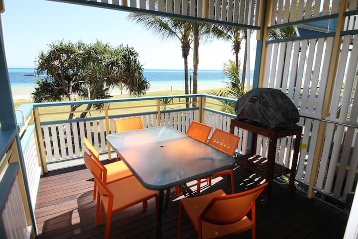 Tangalooma Beach Front Villa 38 - Air Conditioned
