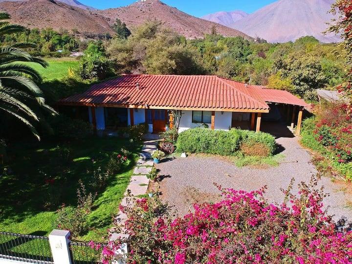 Casa Valle del Elqui, Vicuña