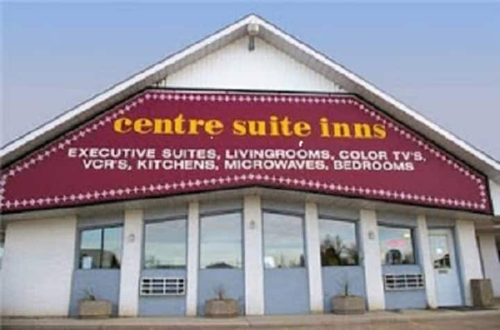Bonnyville Hotel, affordable and comfortable.....