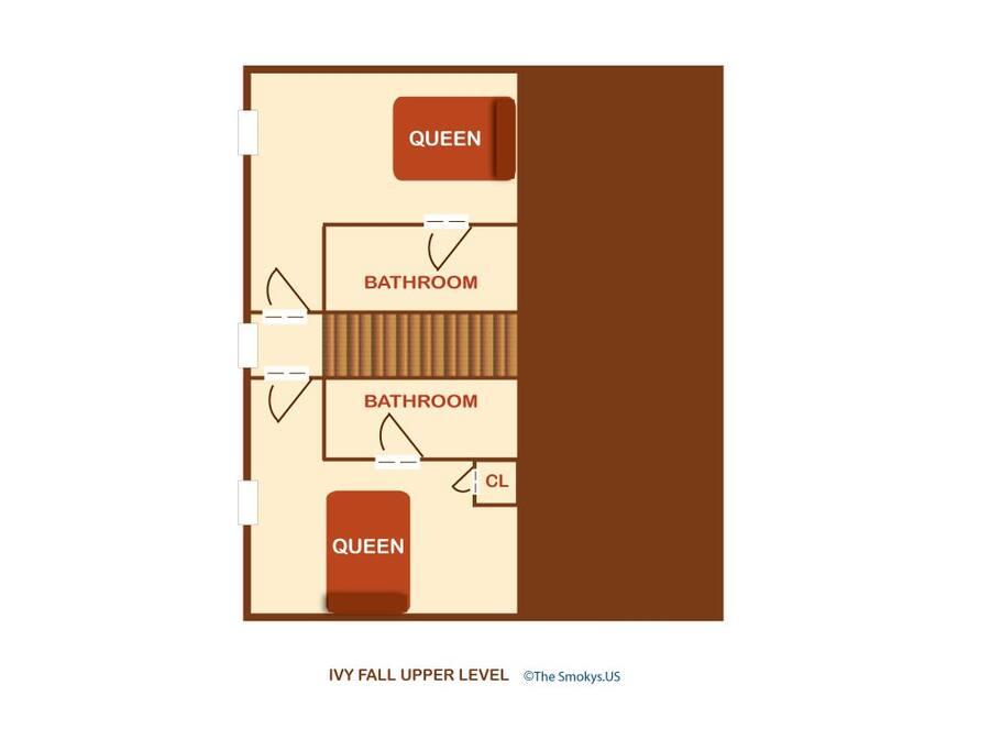 Ivy Falls (#9)-Floor Plan