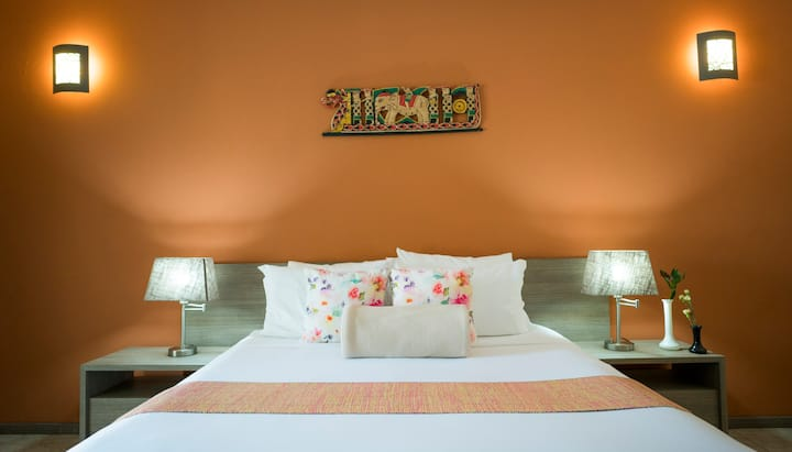 Dreamy Bedroom in Aruba!