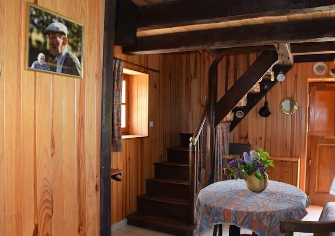 Adorable petite maison de charme - Ducey - Hus