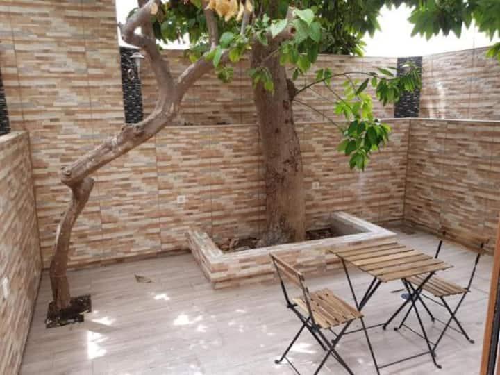 Apartamento con patio en Casco Antiguo | Marbella