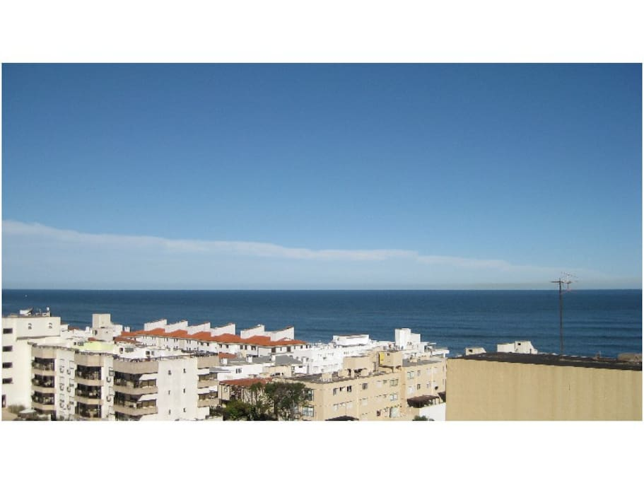 Vista al mar (Playa El Emir - La Brava)