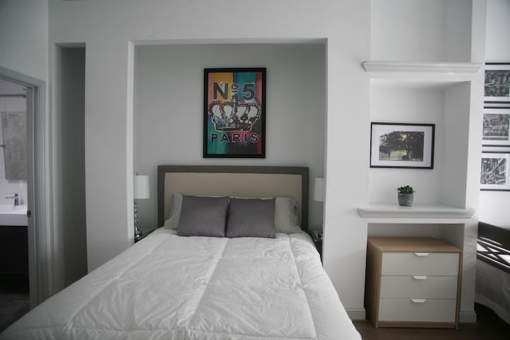 Modern B&B in the Heart of DC! (Room 2-The NoMa) - Washington - Bed & Breakfast