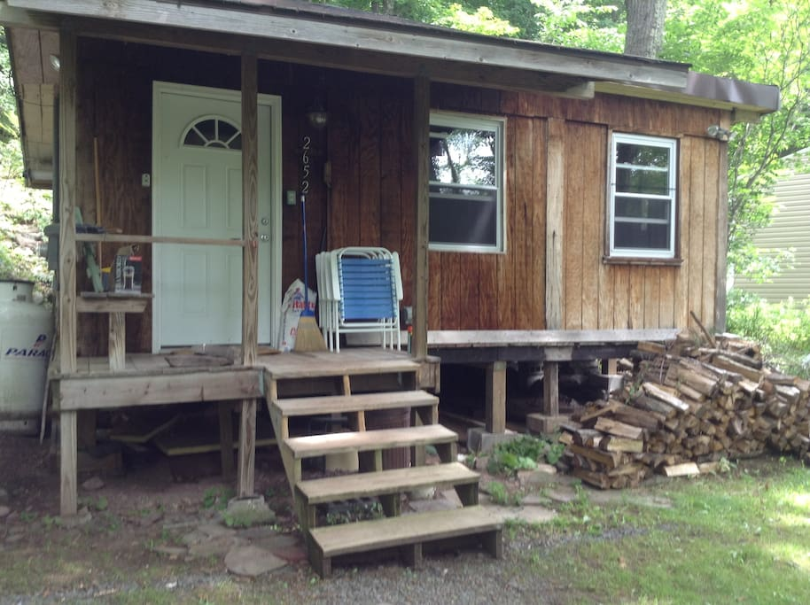 Cozy Cabin In The Catskills Cabins For Rent In West