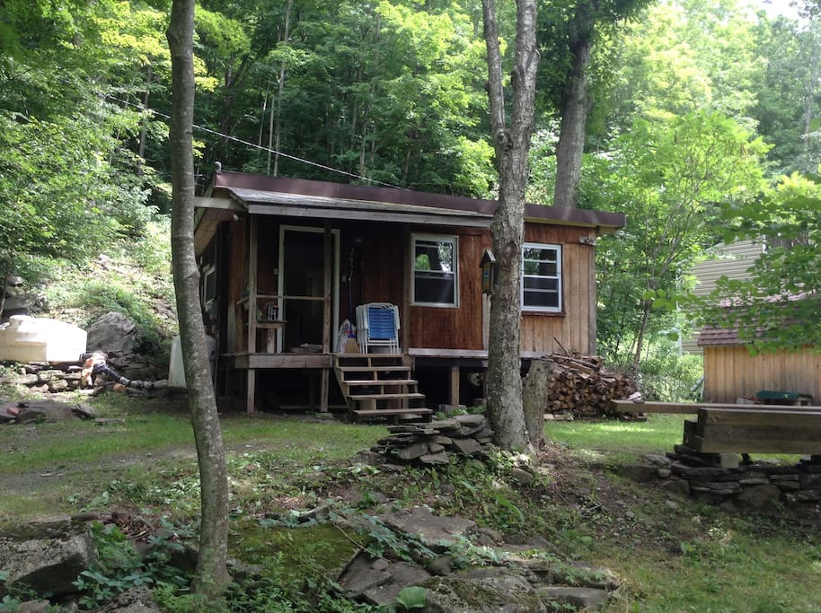 Cozy Cabin In The Catskills Cabins For Rent In West Kill